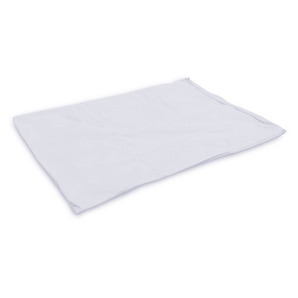 Leggett and Platt White Dust Mite Defense King-Cal King Pillow Protector LGT-QD0442