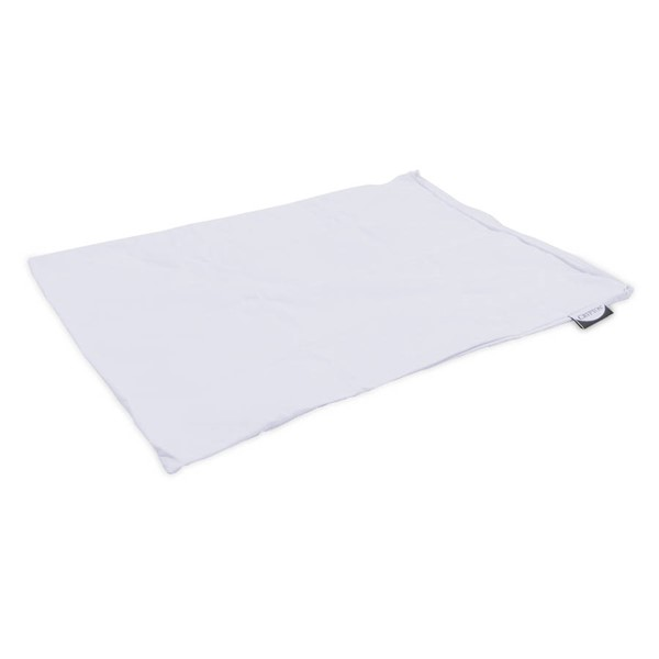 Leggett and Platt White Crypton Bacteria Resistant King-Cal King Pillow Protector LGT-QD0480