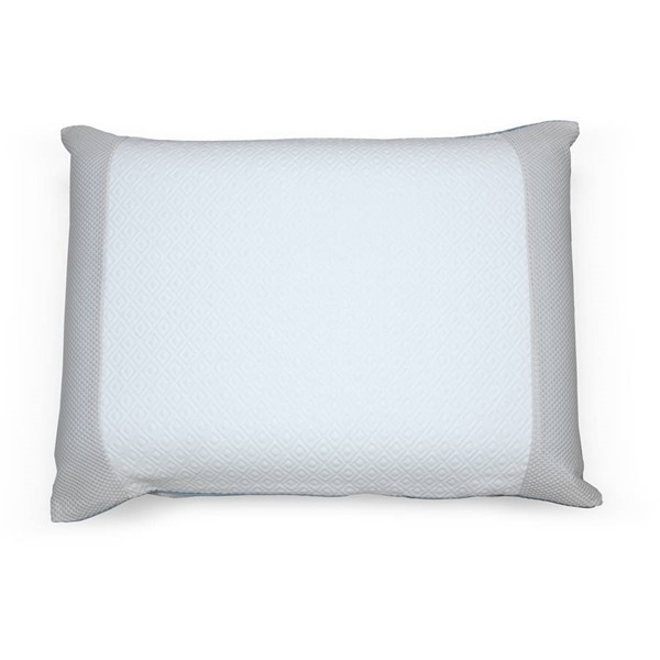 Leggett and Platt White Energex Comfort Foam Pillows LGT-QG017-MPLW-VAR
