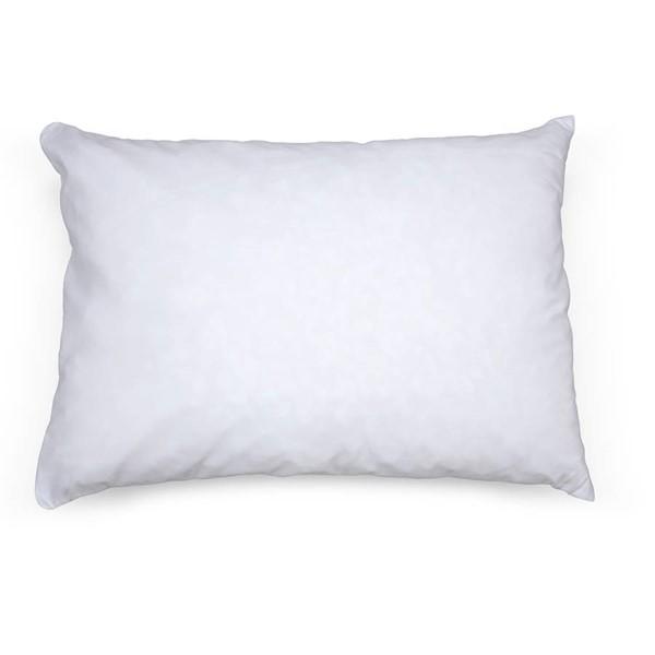 Leggett and Platt White Support Micro Cubed Latex Foam Queen Pillow LGT-QG0185