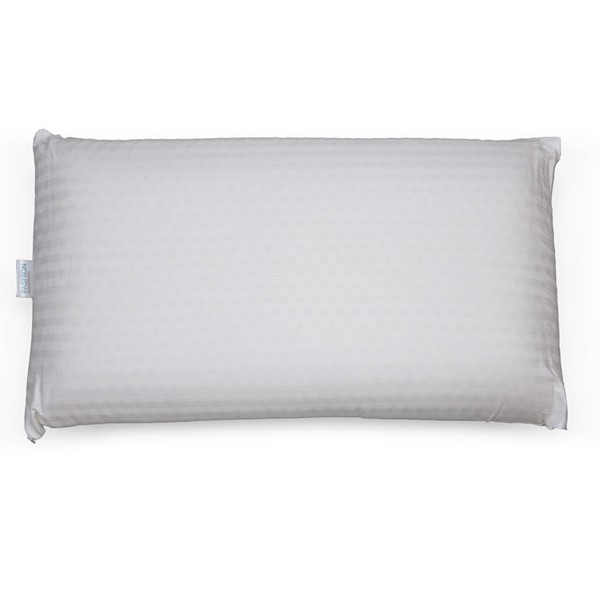 Leggett and Platt White Talalay Soft Density Latex Foam Queen Pillow LGT-QG0189