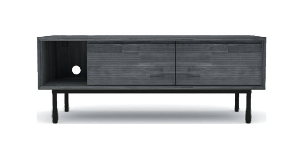 LH Imports Nova Acacia Small Media Unit LHI-NOV013