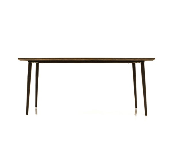 LH Imports Zane Acacia Dining Table LHI-ZAN010