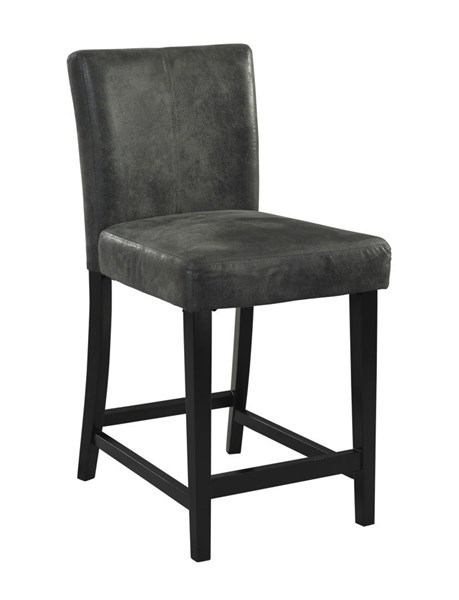 Linon Morocco Charcoal Counter Stool The Classy Home