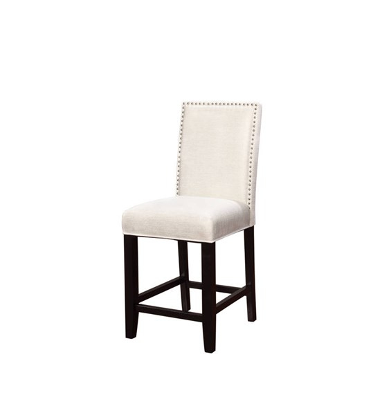 Stewart Solid Wood Fabric 24 Inch Counter Stools LN-022628-BS-VAR