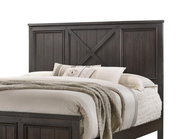 Lane Furniture Cimarron Java King Headboard Only LNF-1046-66