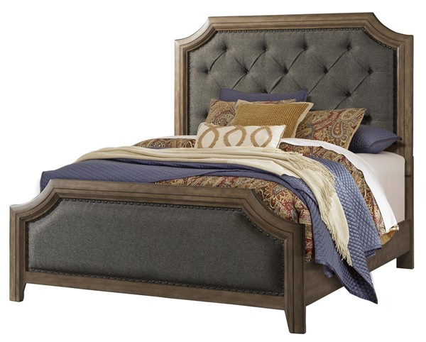 Lane Furniture Urban Charm Smoked Queen Bed LNF-1051-Q-BED