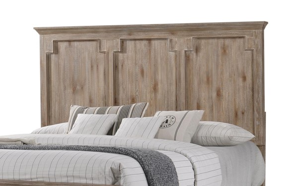 Lane Furniture Sante Fe Pine Queen Headboard Only LNF-1055-50