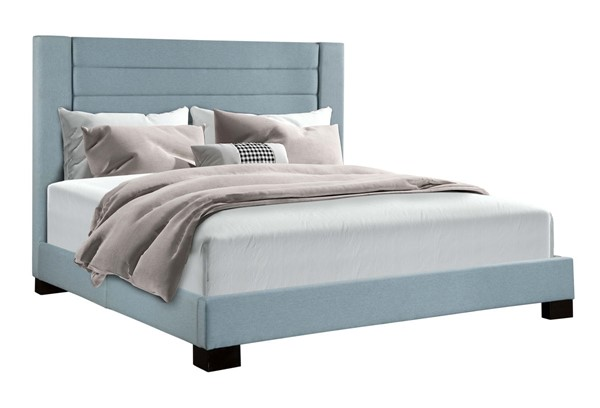 Lane Home Furnishings Conrad Ice Queen Bed LNF-11046-62-02