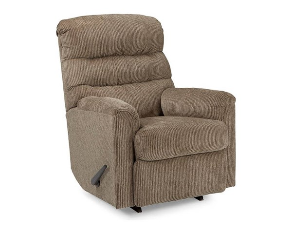 Cole Tufted Back Rolled Arms Comfortmax Recliner LNF-11781-2001-87