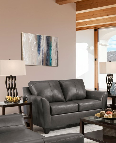 Lane Furniture Soft Touch Fog Loveseat LNF-2029-02-Soft-Touch-Fog