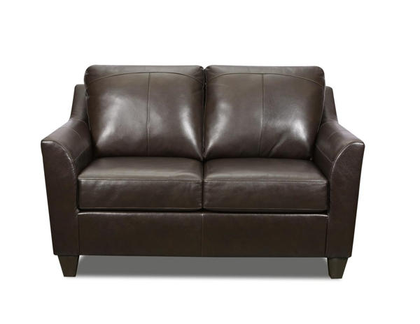 Lane Furniture Soft Touch Leather Pillow Back Loveseats LNF-2029-2-Soft-Touch-LS-VAR