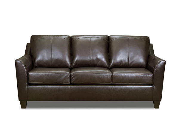 Lane Furniture Soft Touch Bark Leather Sofa The Classy Home