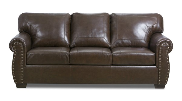 Lane Furniture Soft Touch Chestnut Sofa LNF-207503SOFTTOUCH-CHSTNT