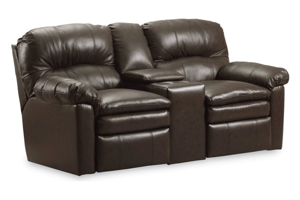 Touchdown Transitional Black Leather 3pc Living Room Set LNF-292-5101-20-LR-S