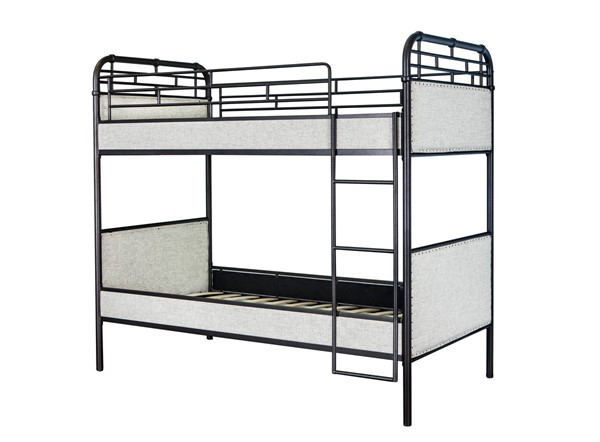 Lane Furniture Wesson Fabric Metal Bunk Beds LNF-3021-BNK-BED-VAR