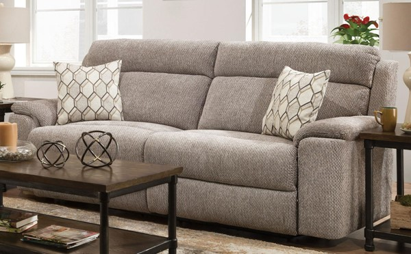 Lane Furniture Extrovert Silver Fabric Motion Sofa LNF-57004-53-Extrovert-Silver