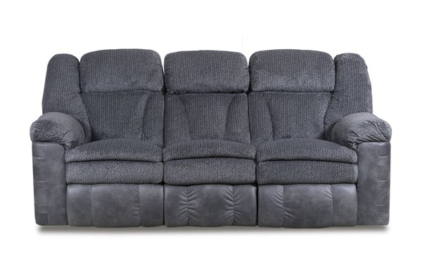 Lane Furniture Werebear Charcoal Reclining Sofa LNF-57008-65-Werebear-Charcoal