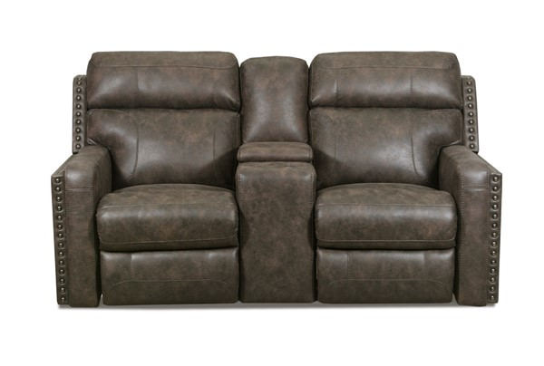 Lane Furniture Eastman Vintage Lumbar Support Reclining Loveseat with Console LNF-57010P3-63-Eastman-Vintage