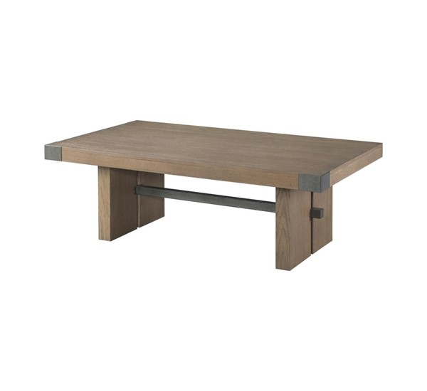 Lane Furniture Urban Swag Oak Rectangle Cocktail Table LNF-7054-45