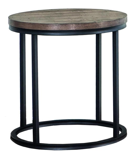 Lane Furniture Wheat Round End Table LNF-7328-47