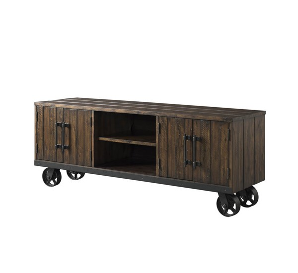 Lane Furniture Barley Entertainment Console Table LNF-7586-49
