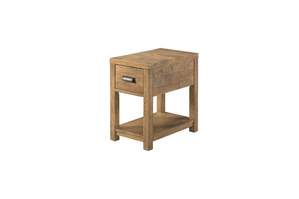 Lane Furniture Solid Pine Chair Side Table LNF-7606-41