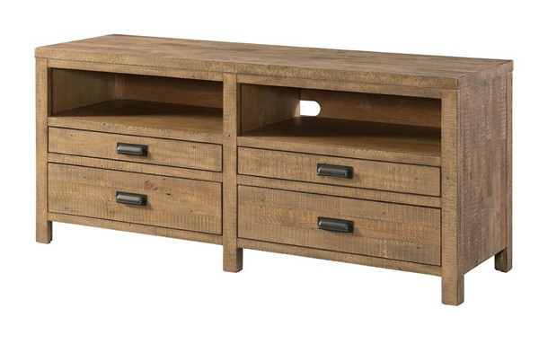 Lane Furniture Solid Pine Media Console LNF-7606-49