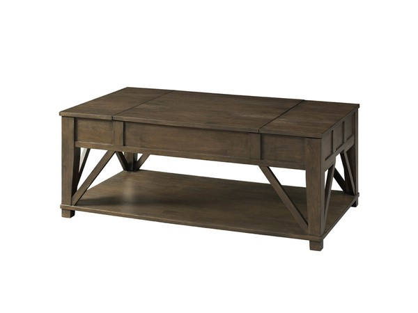 Lane Furniture Coffee Bean Lift Top Cocktail Table LNF-7608-45