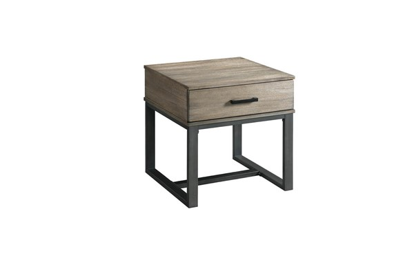 Lane Furniture Driftwood Wood End Table LNF-7609-47