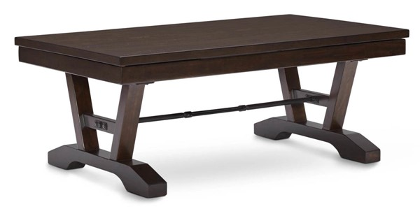 Lane Furniture Rich Coffee Lift Top Cocktail Table LNF-7611-45
