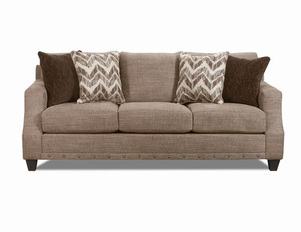 Lane Furniture Crosby Pewter Queen Sleeper LNF-8025-04Q-Crosby-Pewter