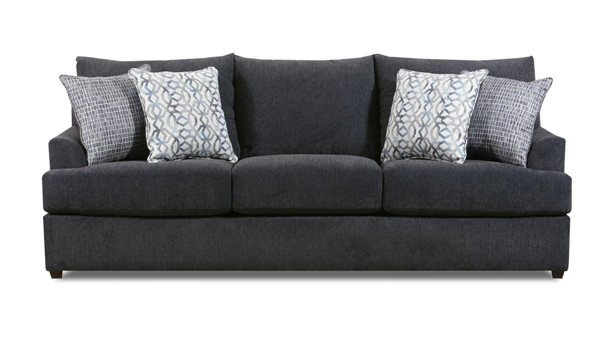 Lane Furniture Surge Charcoal Sofa LNF-8046-03-Surge-Charcoal