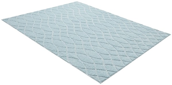 Lane Furniture Weldon Natoma Angle Blue Area Rug -7.5x9.5 LNF-R11-Natoma