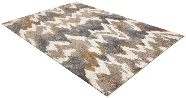 Lane Furniture Tulsa Gia Cream Slate Area Rug - 6.5x9.5 LNF-R18-Gia