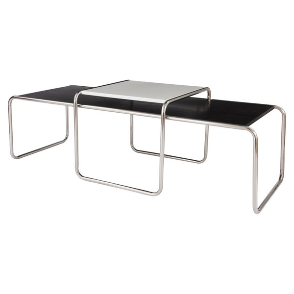 Design Edge Ganmain  Rectangle 2pc Coffee Table Sets DE-22369668