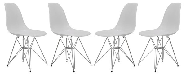 Design Edge Dareton  4 Side Chairs DE-22367706