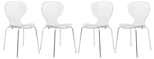 Design Edge Greenwell Point  4 Side Chairs DE-22370334