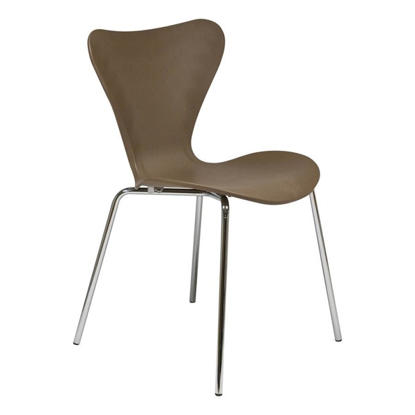Design Edge Greenwell Point  Plastic Side Chairs DE-22820144