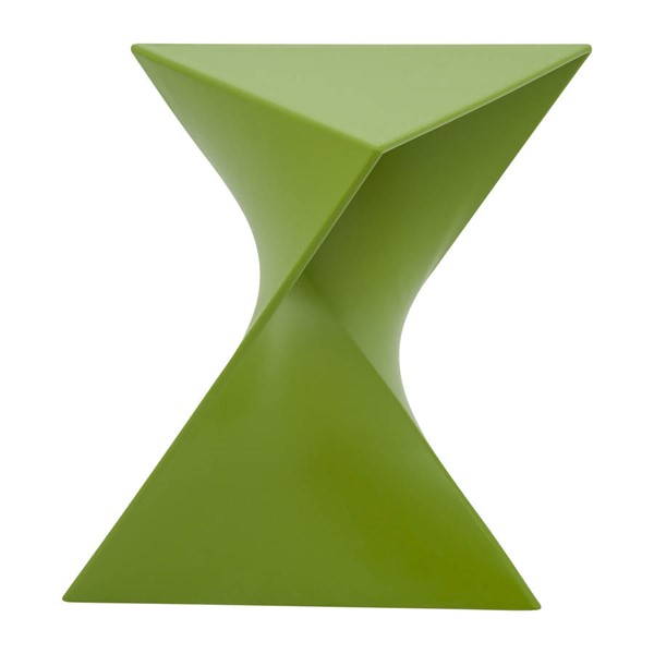 Design Edge Greta  Green Vanity Side Table DE-22370507