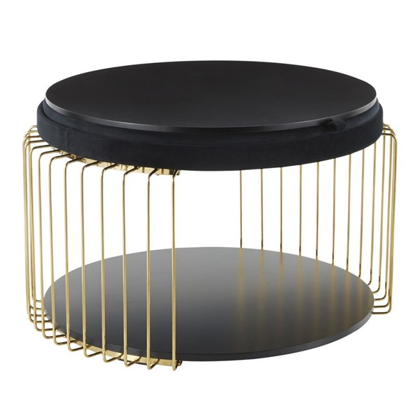 Lumisource Canary Coffee Tables LUMI-CT-CANARY-COFFE-VAR