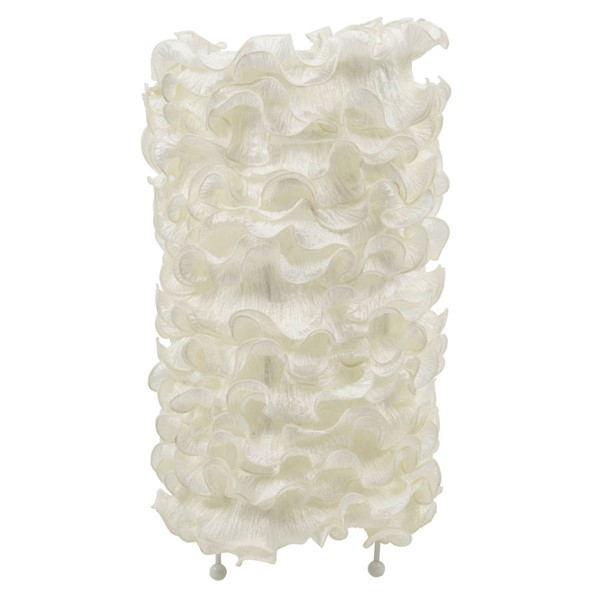 Lumisource Lace Cream Table Lamp LUMI-LS-LACE-TABLE