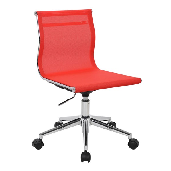 Lumisource Mirage Red Task Chair LUMI-OC-MIRAGE-R