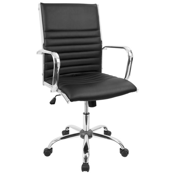 Lumisource Master Black Office Chairs LUMI-OFC-AC-MSTR-VAR