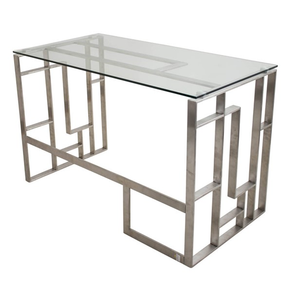 Lumisource Mandarin Clear Desk LUMI-OFD-MNDR-CL