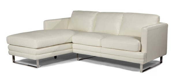 Lazzaro Melbourne Right Side Loveseat Left Side Chaise Sectionals LZRO-1003-RSF-LS-SEC-VAR