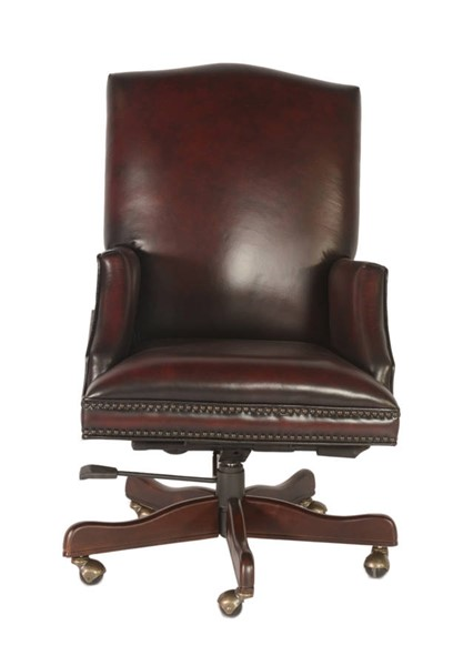 Lazzaro Fuller Black Red Office Chair LZRO-3995-54-3359