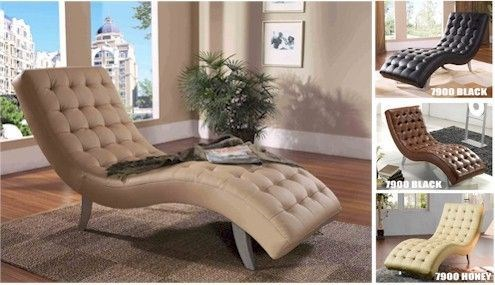 Classy lounge chair 7900 the classy home for Chaise 7900
