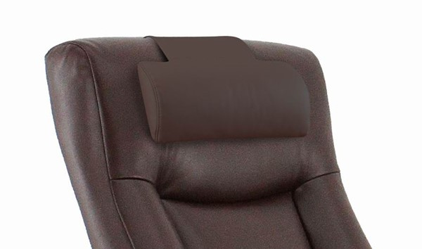Mac Motion Relax-R Cervical Whisky Brown Air Leather Pillow MAC-PL099