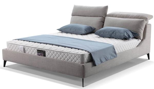 Mobital Chillout Stone King Platform Bed MBT-BEDCHILSTONKING